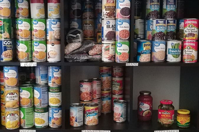 information about the dahlonega food pantry