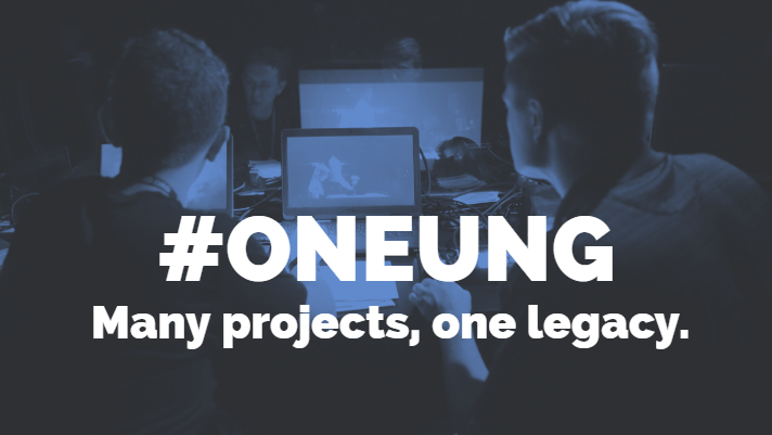OneUNG, Many projects, one legacy.