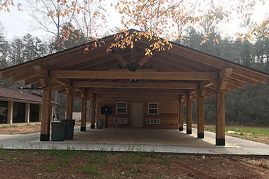 Pine Valley Recreation Area and Team Building