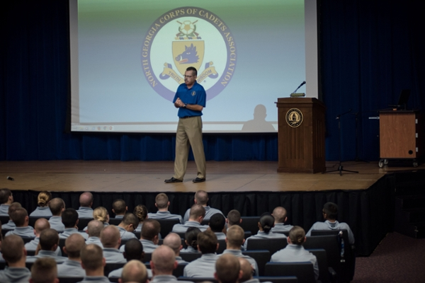 Boar's Head-Corps Alumni Weekend will take place Oct. 6-7 on UNG's Dahlonega Campus, with opportunities for cadets to connect with military alumni.