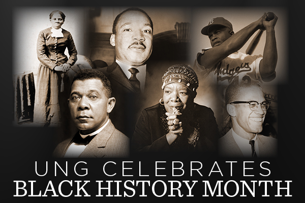 Ung Prepares To Celebrate Black History Month