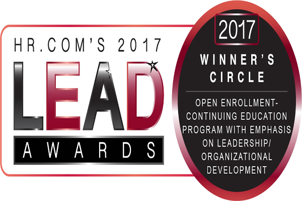 The LEAD Awards, formerly known as Leadership Excellence Awards, have identified and recognized the top leadership programs and organizations for 34 years.