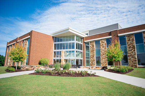 UNG's Cottrell MBA program is offered on UNG's Cumming and Gainesville campuses, offering students two convenient locations. Pictured here is the Cumming Campus, which housed the program in its entirety before it expanded to include the Gainesville Campus.