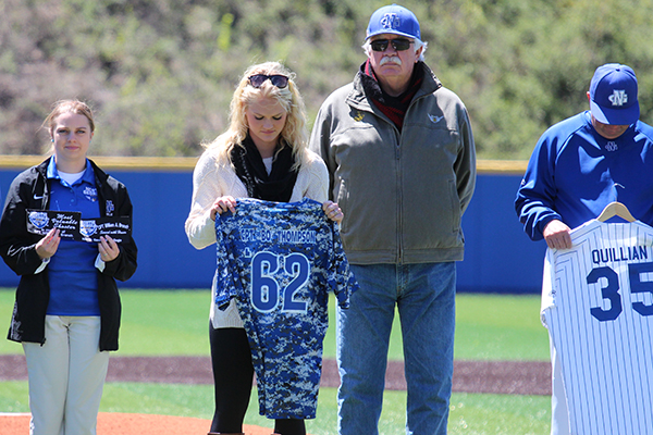 At the end of each season, memorabilia used to honor the fallen soldier is sold in an online auction, with the all of the proceeds supporting the UNG Boar's Head Brigade Corps of Cadets Endowment Fund.