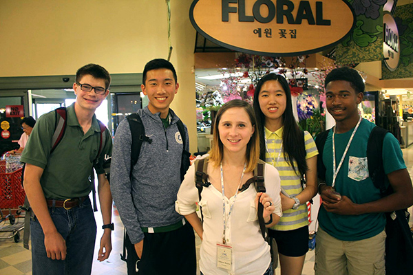 UNG's annual summer residential program for high school students begins June 11.
