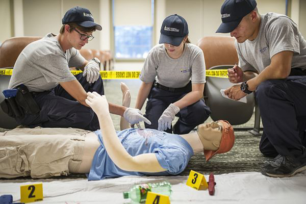 UNG offers a 36-semester-hour Master of Science with a major in criminal justice (MSCJ) degree designed for practitioners already in the field or in military service, and others who are seeking to improve their credentials and knowledge base for professional advancement.