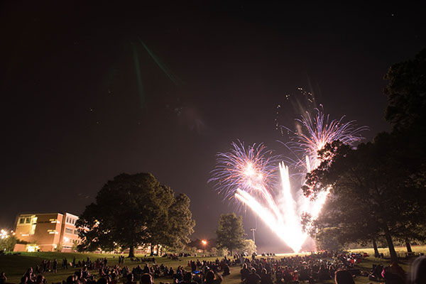 The University of North Georgia will mark the beginning of the new school year with family-friendly activities, food and fireworks at the annual Starlight celebration Aug. 26 at the UNG Gainesville Campus.
