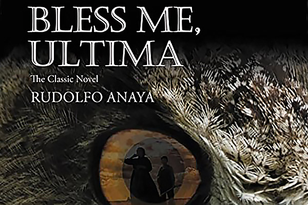 "UNG reads ""Bless Me Ultima"""