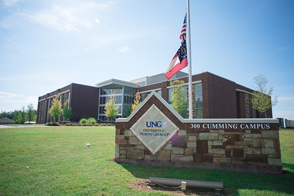 Five years after opening its doors, the University of North Georgia's (UNG) Cumming Campus reached an enrollment milestone with more than 1,000 undergrad students.