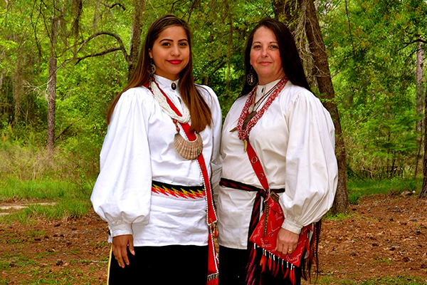 Sandy Brown and her daughter, Wahlalah, plan to share their Native American history and culture with younger generations Nov. 28 and Nov. 29 as part of National Native American Heritage Month at the University of North Georgia (UNG).