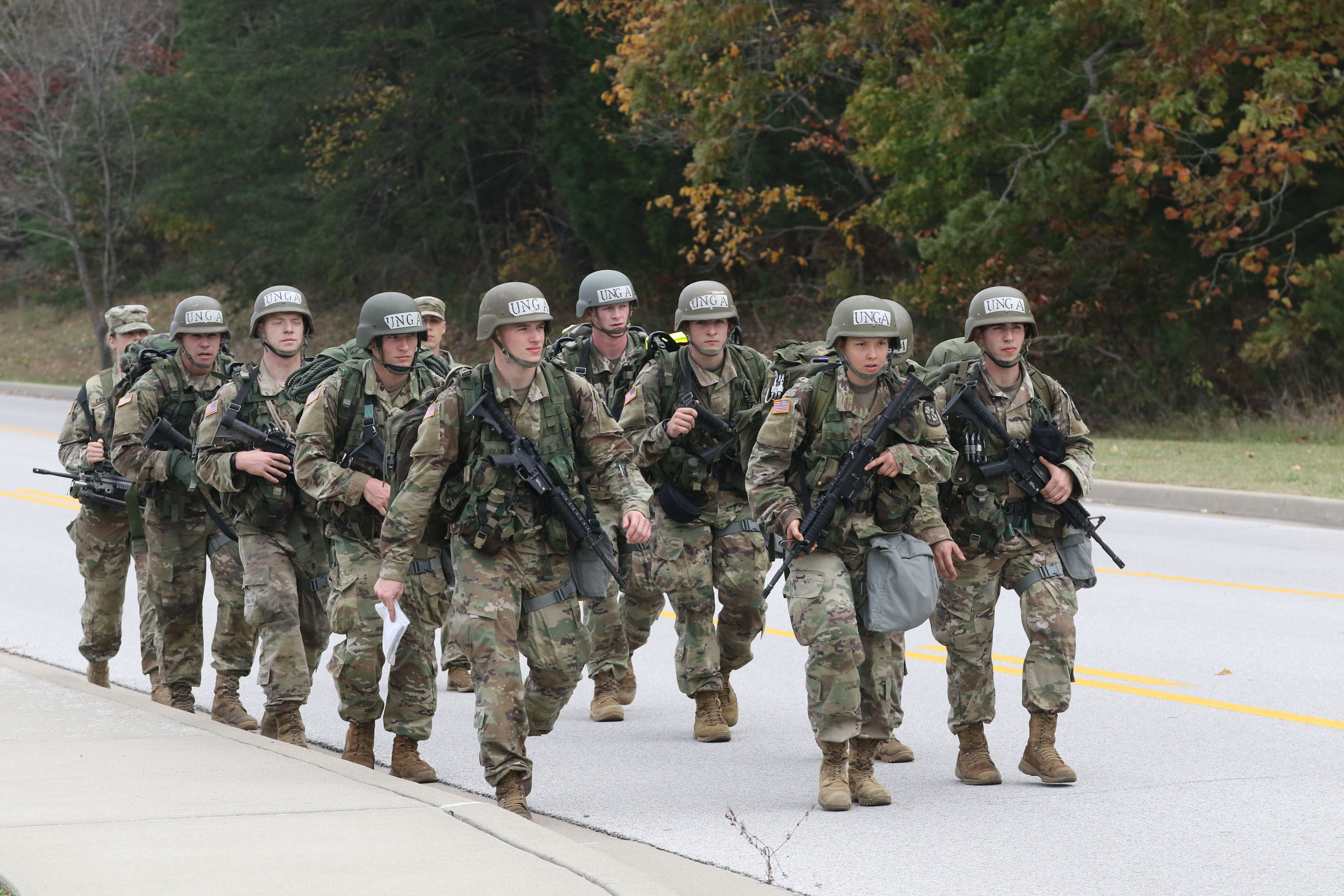 ranger challenge headed to west point for sandhurst competition rh ung edu