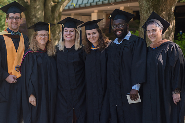 UNG will host four commencement ceremonies to celebrate the students, families and friends of the fall 2017 graduating class. Two UNG professors, Dr. Donna Gessell, professor of English, and Dr. Ben Wynne, professor of history, will be the featured commencement speakers.