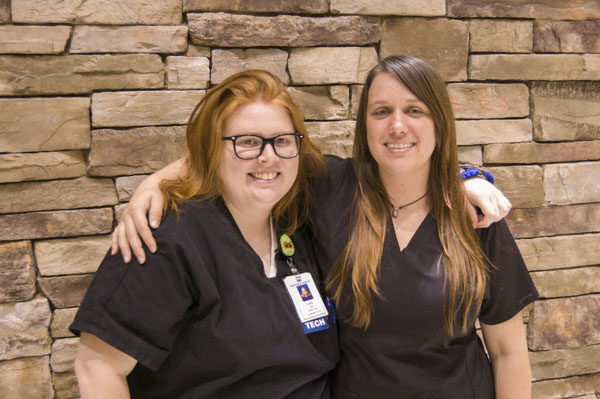 Northside Hospital Forsyth reaps benefits of UNG's Professional and  Continuing Education EKG Technician Program
