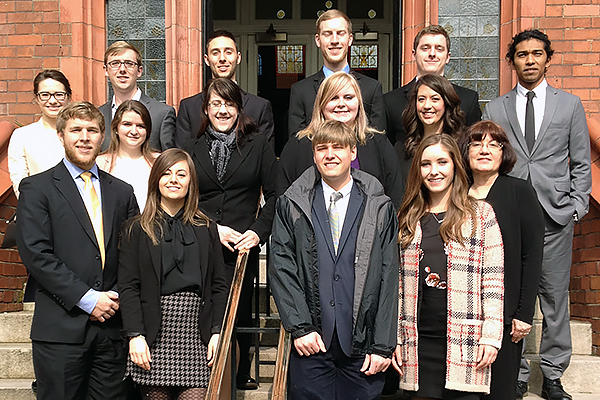 Students from the Mike Cottrell College of Business at UNG will travel to London for eight days to study culture, international commerce and business.