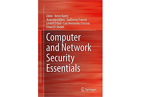 "In the textbook ""Computer and Network Essentials,"" Two UNG professors analyzes best practices for securing computer networks in a chapter titled, ""Securing the Internet of Things: Best Practices for Deploying IoT Devices."""