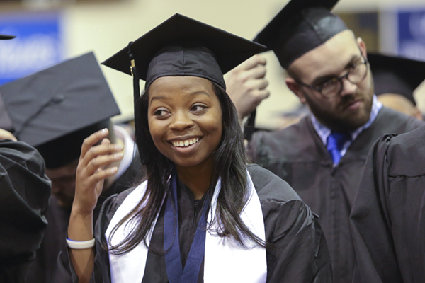 First commencement ceremonies in Convocation Center to take place May 4-5