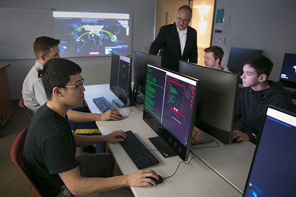 UNG's Mike Cottrell College of Business will offer a 10-credit graduate certificate in cybersecurity beginning this summer, with all classes taught in Cumming. The program offers advanced studies in computer and network security, computer forensics, and secure software development.