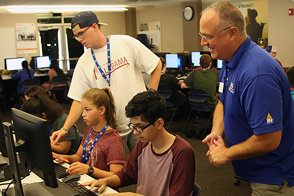 NSA grant will fund UNG summer camp for future cyber warriors