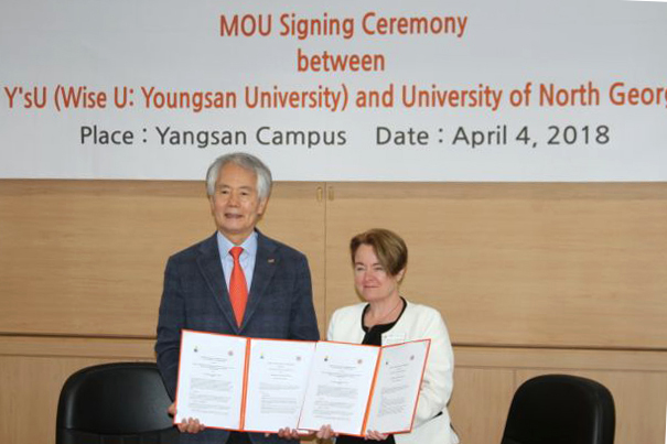 New South Korean partnership creates opportunities for PT students