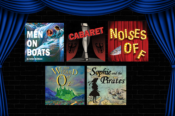 For the 2018-19 season, the Gainesville Theatre Alliance (GTA) will produce five MainStage production, including 'Sophie and the Pirates,' 'The Wizard of Oz,' 'Noises Off,' 'MenOn Boats,' and 'Cabaret.' Through its Discovery Series, GTA will present two more plays, 'Waiting for Godot' and 'The Kiss.'