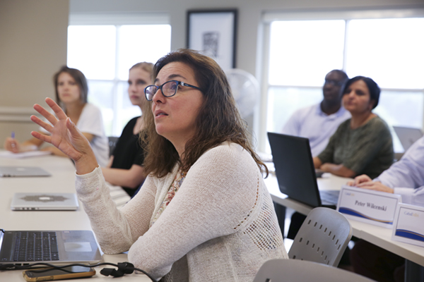 A growing number of people are enrolling in graduate programs at UNG's Cumming Campus, which has experienced a 231 percent increase in graduate enrollment since 2015. Increased interest has resulted in an expansion of degrees offered as well.