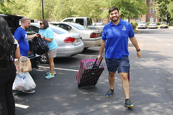 CAMP students move into apartments near UNG Gainesville Campus