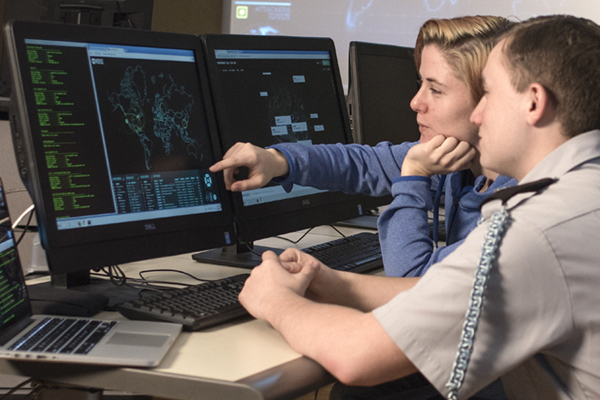 The University of North Georgia (UNG) has been awarded $96,138 from the Department of Defense (DoD) through the Cybersecurity Scholarship Program (CySP) to fund one-year, full-ride scholarships for two students.