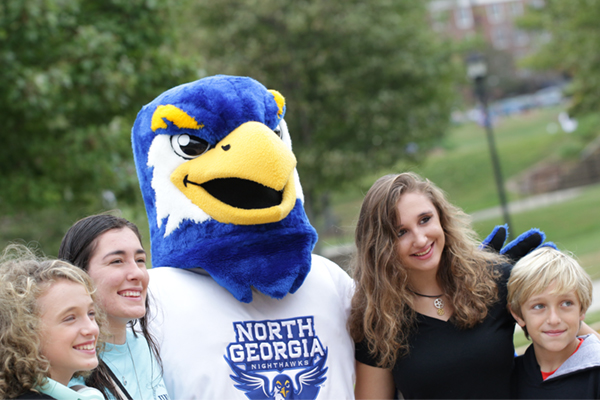 University of North Georgia will host its annual Family Day on Saturday, Oct. 6. Students from all UNG campuses are invited to the activities on the Dahlonega Campus.