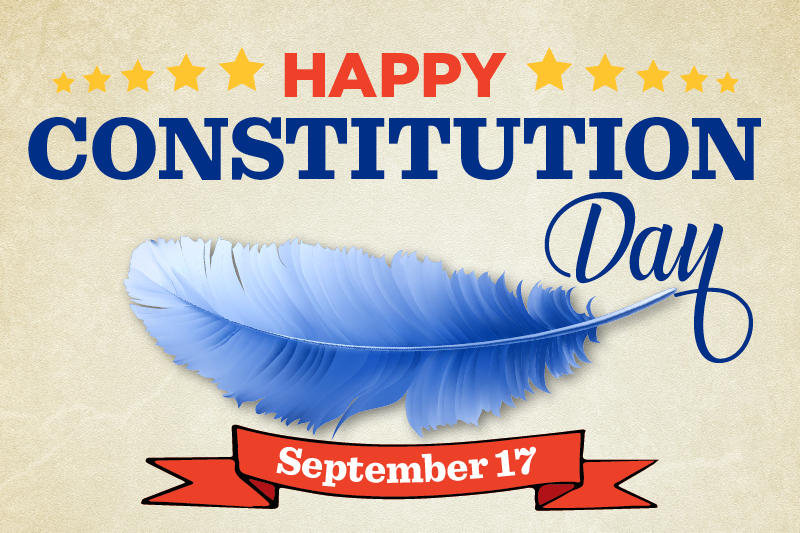 UNG marks Constitution Day on Sept. 17