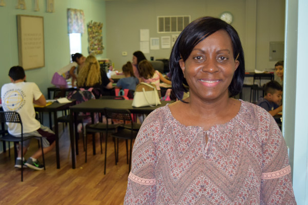 Assistant professor of education starts community literacy clinic