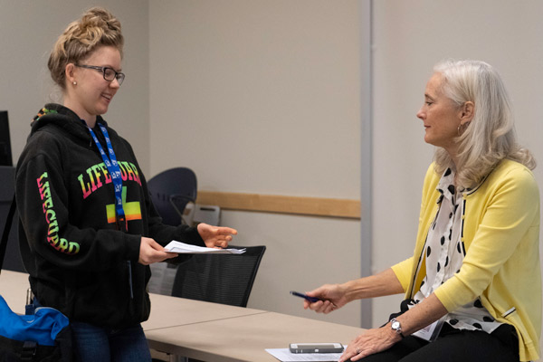 Reach Summit Helps High School Students Look To Future Profession