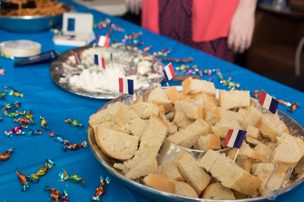 Students get a taste of other cultures during International Education Week