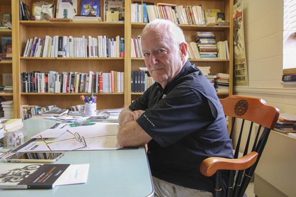 Professor of Spanish translates new book of poetry