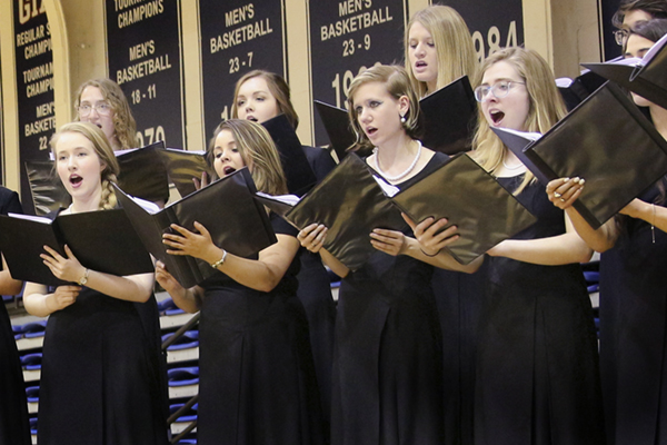 Holiday Concert to combine talents of students and faculty members
