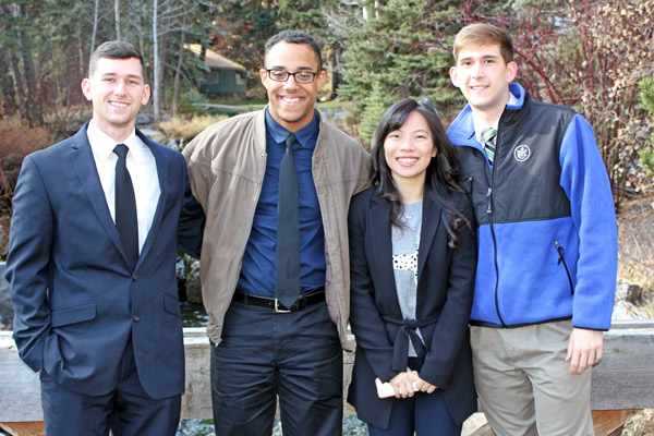Chinese Language Flagship students finish fourth in BYU competition