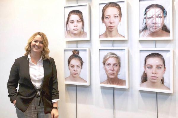 Visual arts graduate's photographs on display in Atlanta