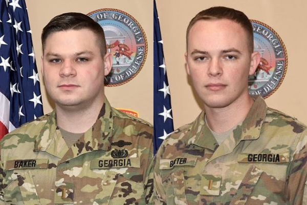 Corps alumni named to leadership positions in Georgia State Defense Force