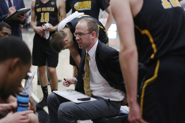 Evans to lead men's basketball program