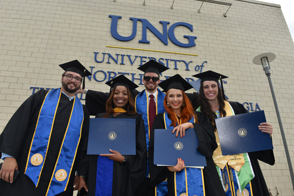 Forbes names UNG a 'Best Value College'