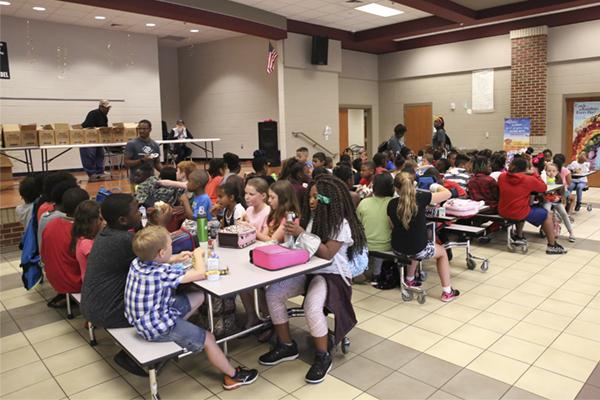 Summer Food Service Program focuses on Forsyth County