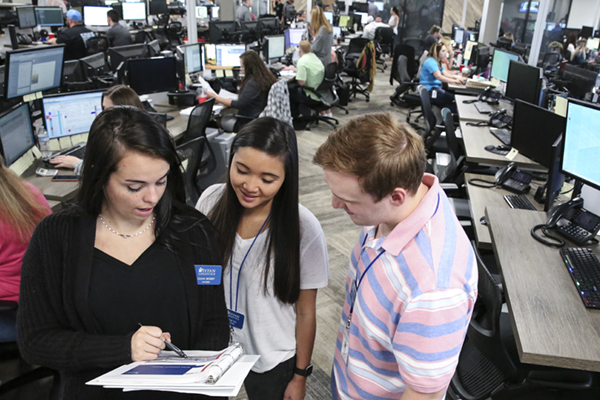 Included in UNG's economic impact is $260 million in spending by nearly 20,000 students, which alone created 3,898 jobs in the study area.
