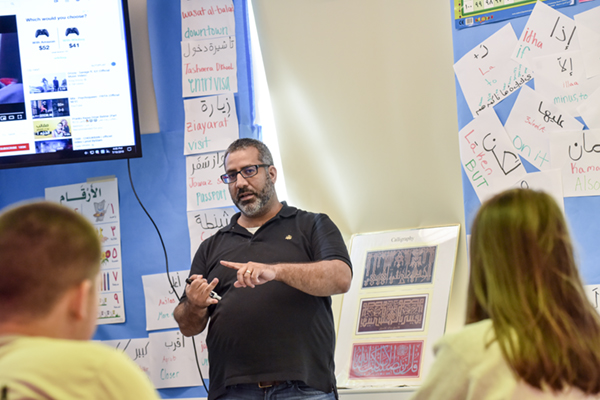 Summer Language Institute experiences extend beyond classroom