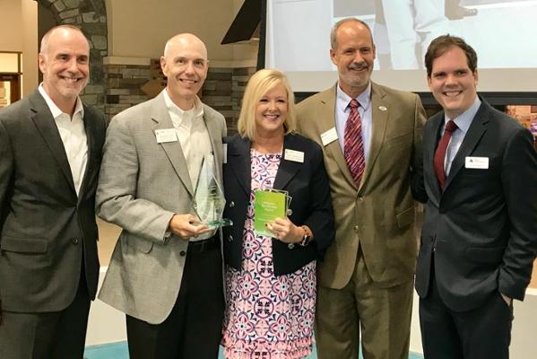 UNG wins Junior Achievement awards for student volunteer efforts
