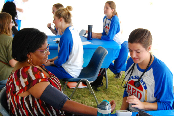 Campus community can get healthy through fall activities