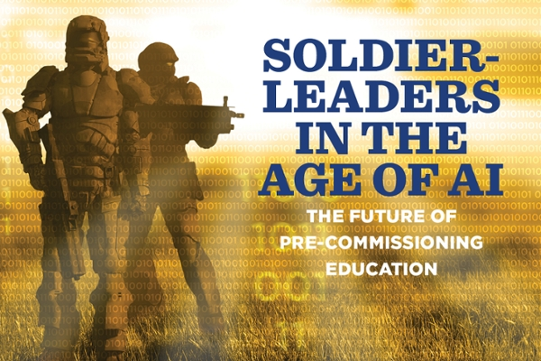 Symposium to focus on leadership in military operating environment of 2035