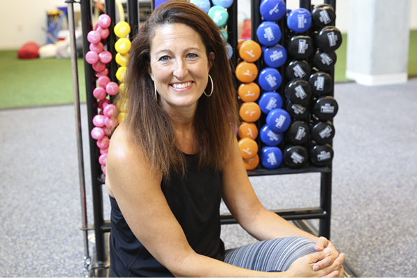 Kinesiology assistant professor delivers webinar through fitness industry website