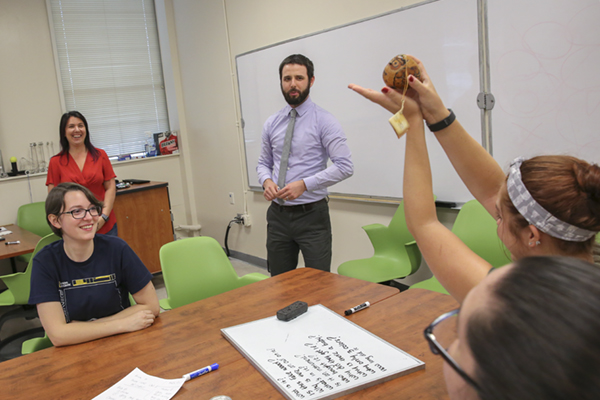 Learning Assistant program introduces teaching as career pathway in physics