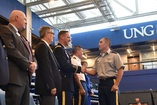18 cadets earn Distinguished Military Graduate honor