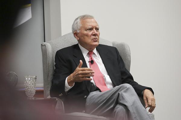 Former Gov. Nathan Deal to teach Georgia politics at UNG