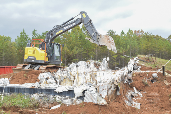 Construction projects underway on two UNG campuses